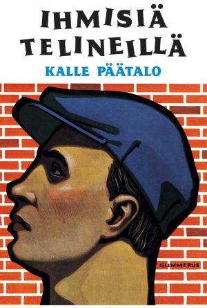 Kalle Päätalon romaanin kansi