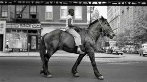 Valokuva dokumenttielokuvasta Vivian Maierin salaisuus.