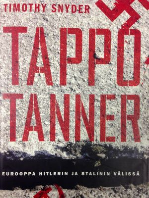 Timothy Snyder: Tappotanner
