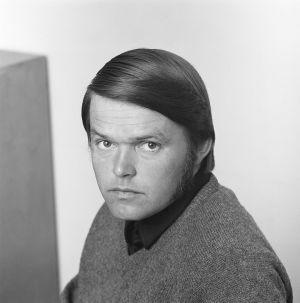Toimittaja Reijo Nikkilä vuonna 1971