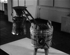 Kotipolttolaite vuodelta 1942.