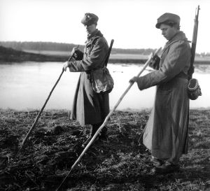 Minröjare i Lapplandskriget