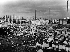 Rovaniemi i ruiner, Lapplandskriget