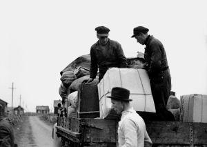 Evakuering i Sodankylä, Lapplandskriget