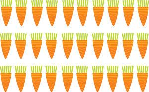 Pikku Kakkonen: Porkkanat
