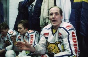 Lasse Oksanen toimi 1981 Tampereen Ilveksen kapteenina.