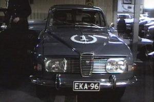 Ensimmäinen Suomessa valmistettu Saab