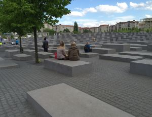 Holokaustin muistomerkki, Berliini