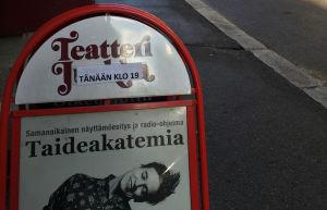Taideakatemia Teatteri Jurkassa