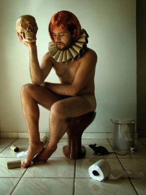 Alexandre Mury: Hamlet (2010)