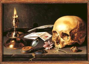 Pieter Claeszoon: Vanitas (1625)