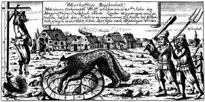 Werewolf von Neuses