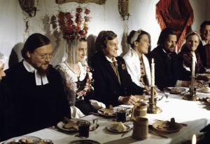 Carl-Eric Södergårdh, Rose-Marie Rosenback, Leif Sundberg, Göta Hagström ja Rainer Jansson.