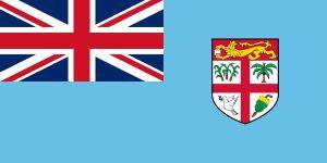 Fidjis flagga.