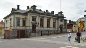 Brandkårshuset i Borgå år 2015