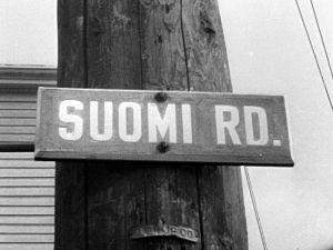 Suomi-katukyltti USA:ssa (1947).