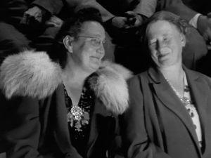 Amerikansuomalaisia rouvia Seattlessa (1947).