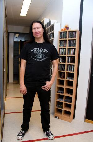 Kjell Simosas.