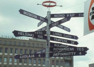 Hämeenlinnan tori oli kansainvälisestikin vertailukelpoinen keskipiste kilpailulle.