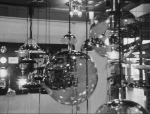 taklampor, habitare 1970
