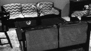 Soffa på Habitare, 1970