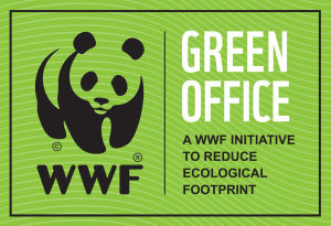 Green officen logo