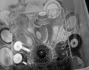 Astianpesukone Savon messuilla 1962
