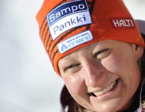Tanja Poutiainen, 2011.