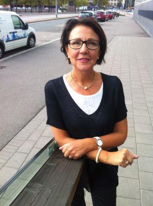 Christina Anderssén, undervisningsråd vid Utbildningsstyrelsen