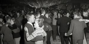 Nummenkylän tanssilava 1.8.1964