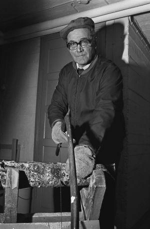 Kalle Päätalo vuonna 1976
