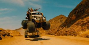 Mad Max the Fury Road