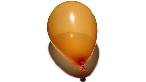 ilmapallo juhlissa