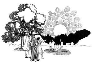 Kivitalojen ja savupölyn ympäröimänä elänyt Tinttamari näkee lopulta auringon.
