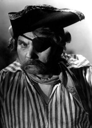 Ote elokuvasta Rosvo Roope (1949).