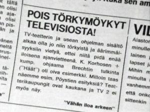 Miksi tv-julkkis ärsyttää?