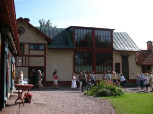 Carl Larssonin kotitalo museona