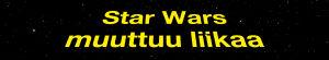 väittämä: star wars muuttuu liikaa