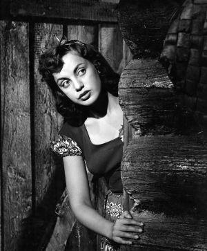 Ote elokuvasta Lumikki ja 7 jätkää (1953).