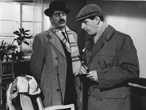 Ote elokuvasta Kaasua, komisario Palmu! (1961)