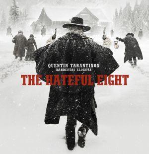 The Hateful Eight -elokuvan juliste (osa).