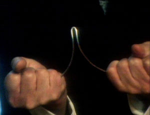 1970-luvun moderni taikavarpu oli tehty ruostumattomasta teräksestä.