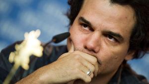 Brazilian actor Wagner Moura