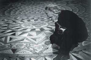 Tapio Wirkkala Italiassa mosaiikkilattialla