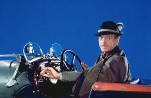 David Niven on Sir James Bond elokuvassa Casino Royale (1967)