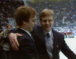 Tapparan valmentaja toimi Rauno Korpi, joka oli palannut joukkueen päävalmentajaksi. Korven toisella päävalmentajakaudella Tappara voitti SM-liigan kolme kertaa peräkkäin vuosina 1986–1988.