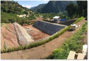 Agua Zarcaprojektet i Honduras