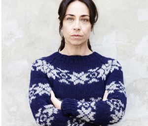 Sophie Gråböl tv-sarjasta Rikos