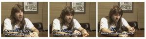 Bruce Dickinson kertoo unelmistaa Rockstop-ohjelmassa.