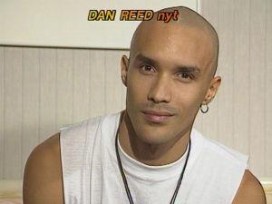 Dan Reed Rockstop-ohjelmassa.
